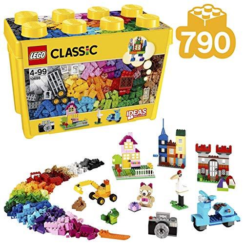 LEGO Classic - Boîte de briques créatives deluxe