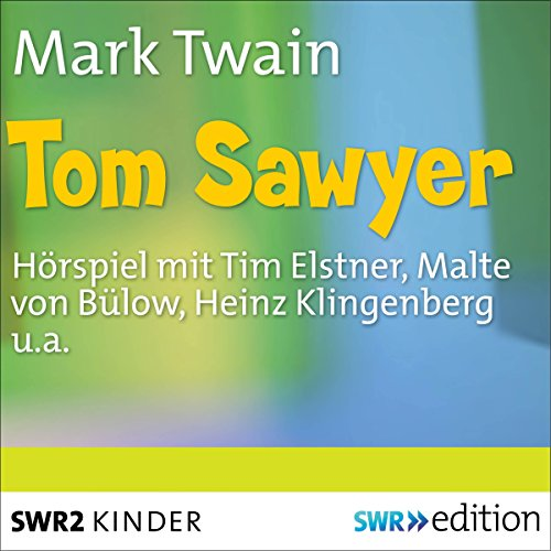 Tom Sawyer  By  cover art