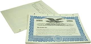 Best stock certificate binder Reviews