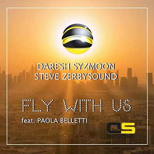 Daresh Syzmoon, Steve Zerbysound feat. Paola Belletti