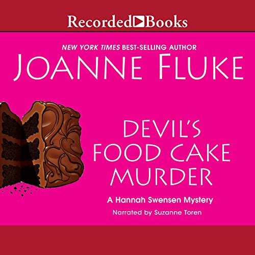 Devil's Food Cake Murder cover art