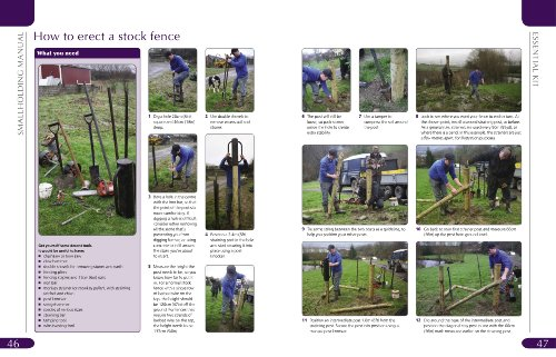 Smallholding Manual: The Complete Step-by-step Guide