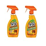 Orange Glo 2-in-1 Clean & Polish Wood Furniture Spray - 16 oz - 2 pk