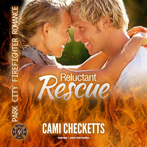 Couverture de Reluctant Rescue