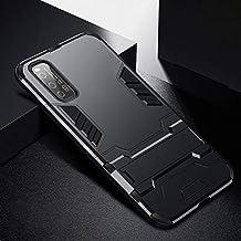 جرابات مثبتة - جراب Armor Capa For Vivo IQOO Neo 3 لهاتف Vivo X30 X50 PRo Y50 Z1 S6 Z5 S5 Nex 3 Y19 Y95 V19 Y17 Y93 حامل مسند خلفي For Vivo Y19 WHRS-4001098680547-044