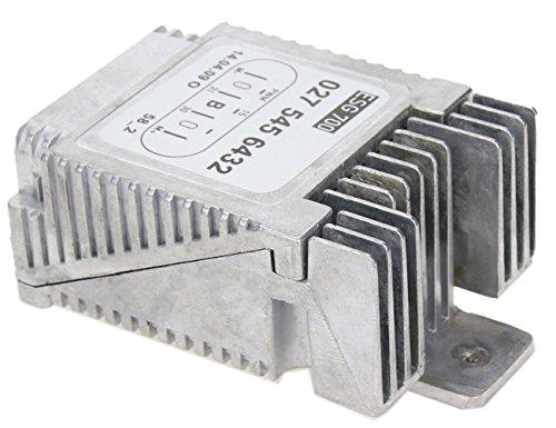 Bapmic 0275456432 Engine Cooling Fan Control Module Unit for Mercedes-Benz W220 W215 S CL class