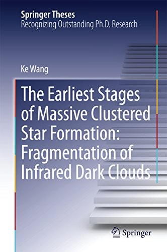 The Earliest Stages of Massive Clustered Star Formation: Fragmentation of Infrared Dark Clouds (Springer Theses) (English Edition)