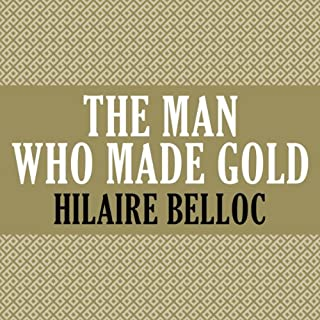 The Man Who Made Gold cover art