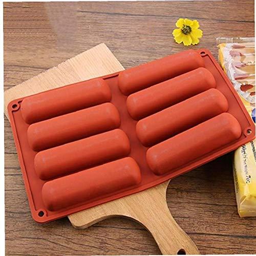 LAVALINK Silikon-form-3d-stick-form Für Schokoladen-trüffel Mousse Cake Dessert Form DIY Backformen