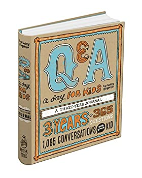 Q&A a Day for Kids  A Three-Year Journal
