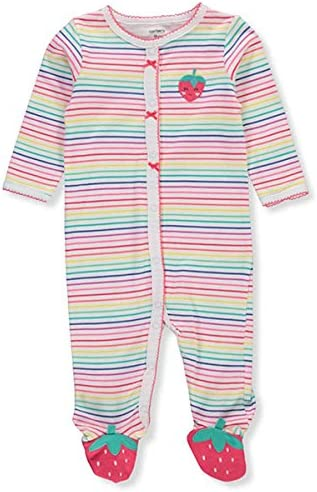 Carters Baby Girls 1 Pc Cotton 331g244