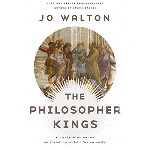 The Philosopher Kings audiobook cover art