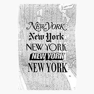 Typography Monochrome Quote Black Quotes Typographic White Words Regalo para la decoración del hogar Wall Art Print Poster...