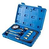 Orion Motor Tech OMT Compression Tester, 8PCS Cylinder Pressure Gauge for Gas Engine