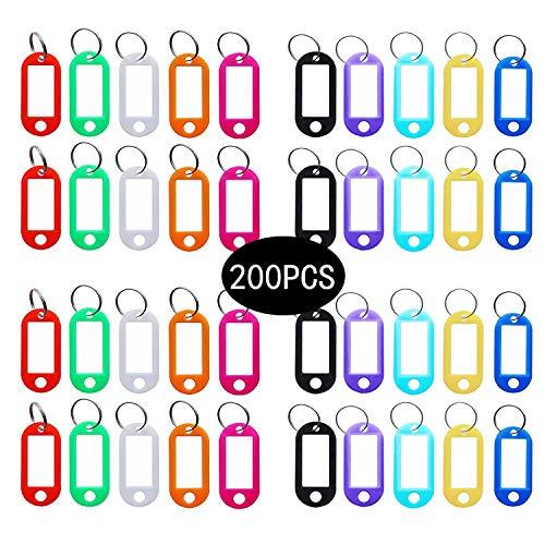 Draper 48 porte-clés de différentes couleurs 64271