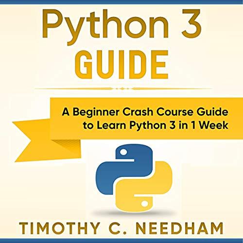 Python 3 Programming audiobook cover art