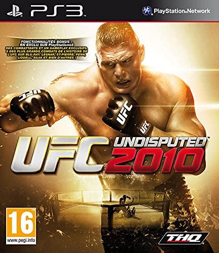 THQ UFC Undisputed 2010 - Juego (PlayStation 3, Deportes, M (Maduro))