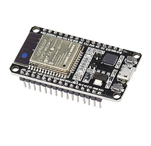 KKHMF ESP32 ESP-32S NodeMCU開発ボード2.4GHz WiFi + Bluetooth デュアルコアCPU低消費電力 「国内配送」