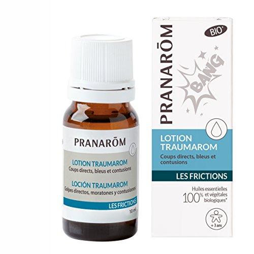 Pranarôm - Les Frictions - Traumarom - Coups Bleus Et Contusions - Bio Eco - 10 ml