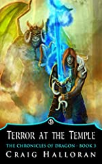 Terror at the Temple: The Chronicles of Dragon Series 1 (Book 3 of 10)