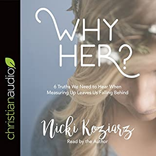 Why Her? audiobook cover art
