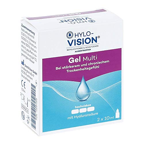 OmniVision Hylo Vision Gel multi, 2 Stück