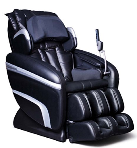 Osaki – Executive Zero Gravity S-Track Heating Massage Chair OS-7200H Black