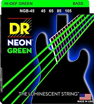 Best dr neon bass strings Reviews