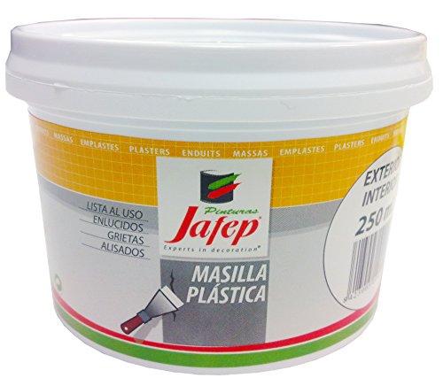 Masilla Plastica Jafep Exterior-Interior 250 Ml