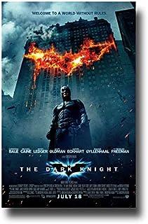 "The Dark Knight Batman Movie Poster (12"" x 18"" inch (30.5 cm x 46 cm)) Print Frameless Art Gift 30.5 x 46 cm"