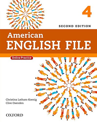 American English File 4 - Student Book - 02Edition: With Online Practice