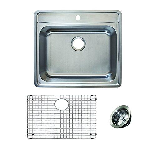 Franke EVSCG801-18KIT Sink Kit, Stainless Steel