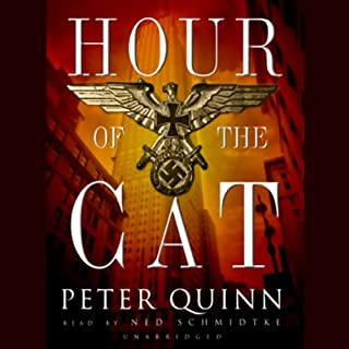 Hour of the Cat audiobook cover art