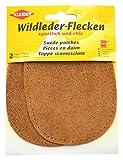Kleiber 855-06 Wildlederflecken braun 2 Stück