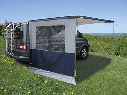 Neuheit Seitenwand Fjord für Campingbus Busvorzelt z.B. VW T4 T5 240x180 cm