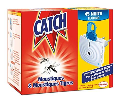 Prise anti-moustique Catch