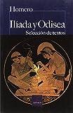 Iliada y Odisea (Selección de textos) (CASTALIA PRIMA)