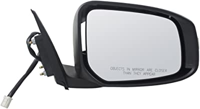 Passengers Power Side View Mirror Heated w/Signal Replacement for Mitsubishi Lancer & Evolution/Sportback 7632C352WB
