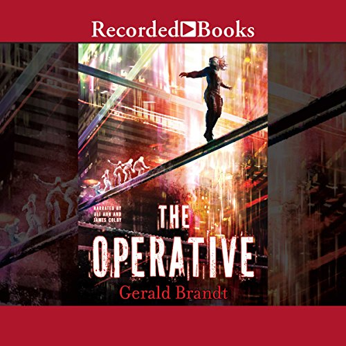 The Operative audiobook cover art