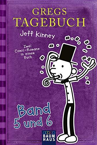 Gregs Tagebuch - Band 5 und 6: Zwei Comic-Romane in einem Buch: 5-6
