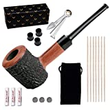 Best Tobacco Pipes - Yannabis Tobacco Pipes, Handmade Carved Smoking Pipe Review