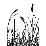 Darice Embossing Folder: Grass, 4.25 x 5.75