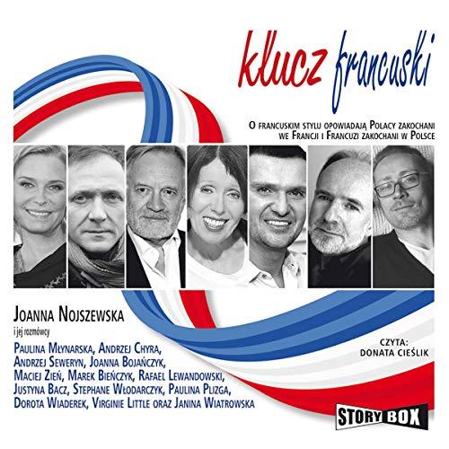 Klucz francuski audiobook cover art