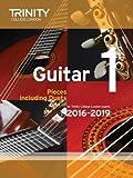 Guitar exam pieces grade