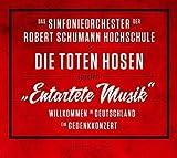 Entartete Musik Willkommen in Deutschland ? ein Gedenkkonzert - Das Sinfonieorchester der Robert Schumann Hochschule