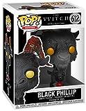 The Witch Black Phillip Vinyl Figure 612 Funko Pop! Standard