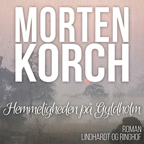 Hemmeligheden på Gyldholm audiobook cover art