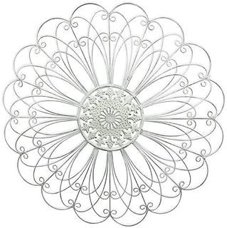 Regal Art /& Gift 11770 Antique White Medallion 38 Wall Decor