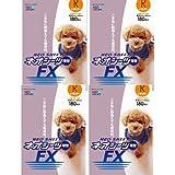 コーチョー 【ケース販売】ネオシーツFX薄型 レギュラー 180枚×4個 E483126H