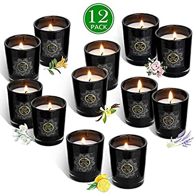 YIH Scented Candles Soy